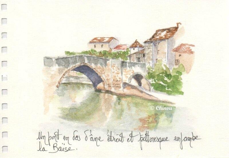Pont Vieux Nerac
