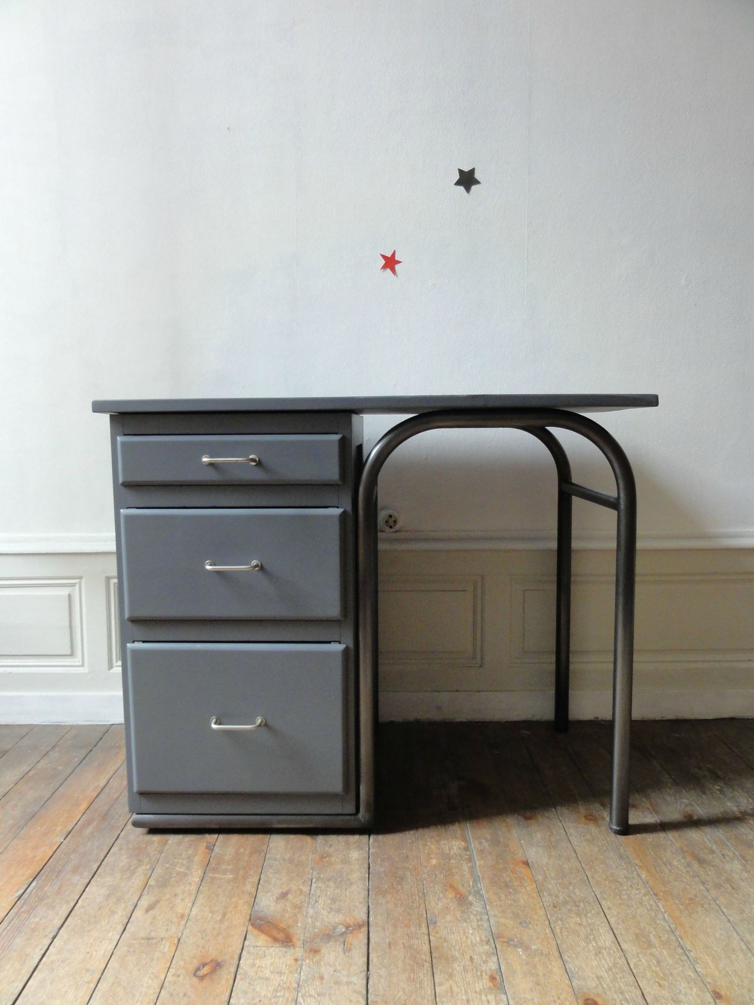 bureau r tro tous les messages sur bureau r tro vintage moi. Black Bedroom Furniture Sets. Home Design Ideas