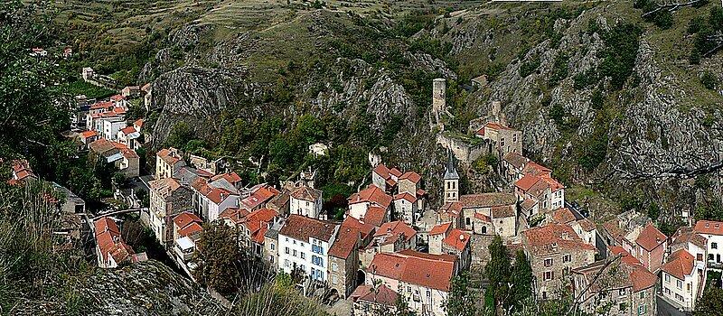 Saint-Floret, достопримечательности Saint-Floret
