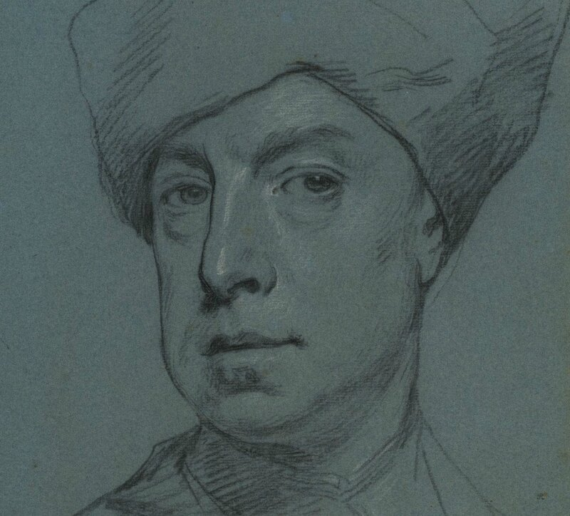 The Courtauld Gallery presents display devoted to Jonathan Richardson the Elder's self-portrait drawings