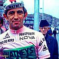 Frans verbeeck,champion cycliste méritant et téméraire des années 1970 ..