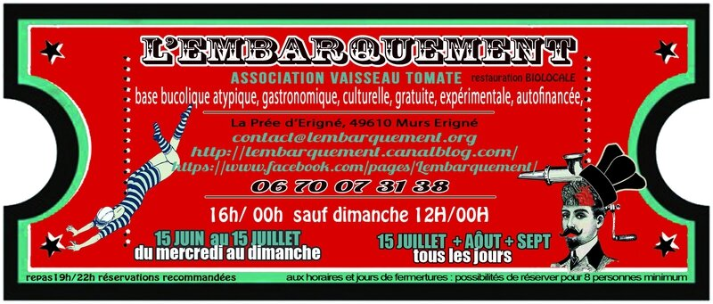 contact L'EMBARQUEMENT 2014 SUPER ok