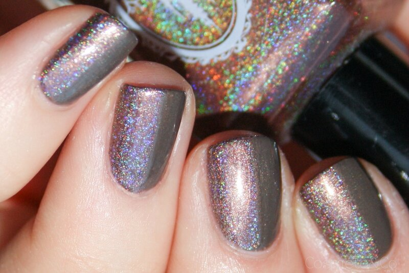 L'onglerie Fana Enchanted Polish Hot Chocolate
