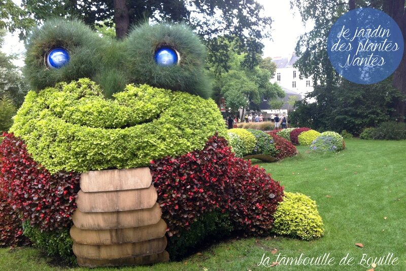 Petit tour dans le jardin des plantes de Nantes - La tambouille de ...