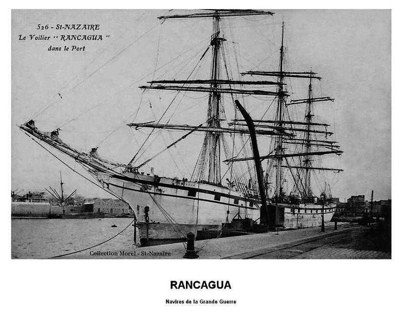 Voilier Rancagua