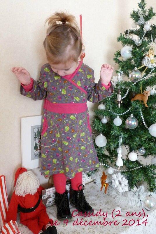Cassidy - 2014-12-09 - robe Princess Castel (blog)