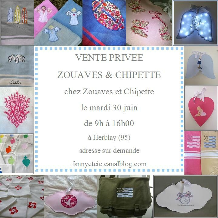 Invitation Herblay0615