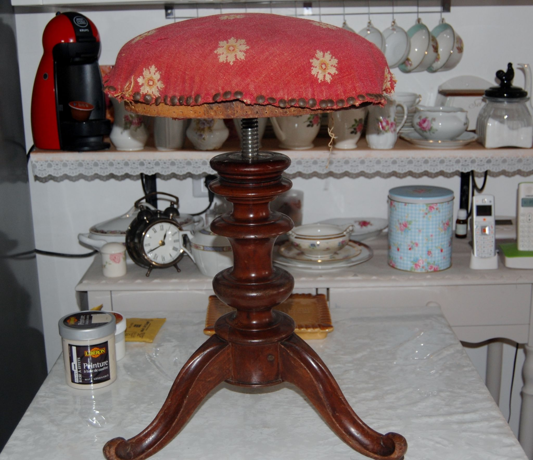 tabouret de piano. Black Bedroom Furniture Sets. Home Design Ideas