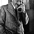 Hitler truffe