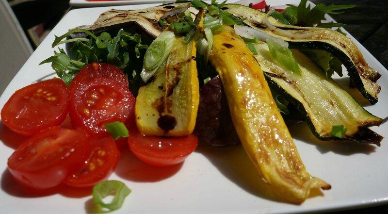 Salade de légumes grillés 2