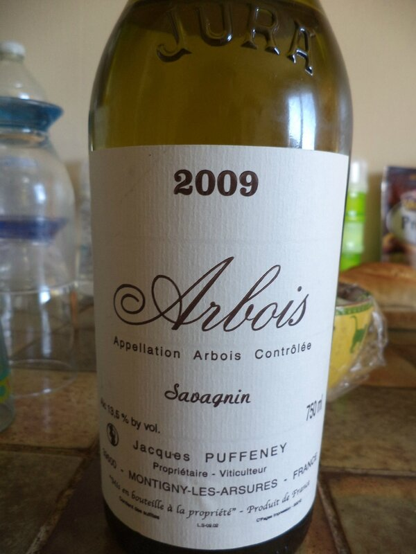 puffeney 09 savagnin
