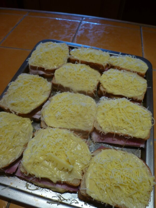 Croque - monsieur 4