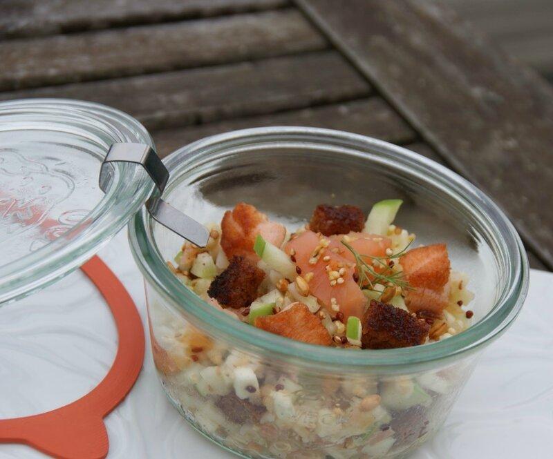 Salade aux saveurs de Noël 5