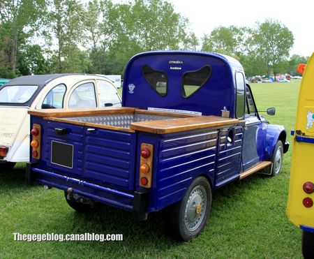 Citroen acadiane pick-up (Retro Meus Auto Madine 2012) 02