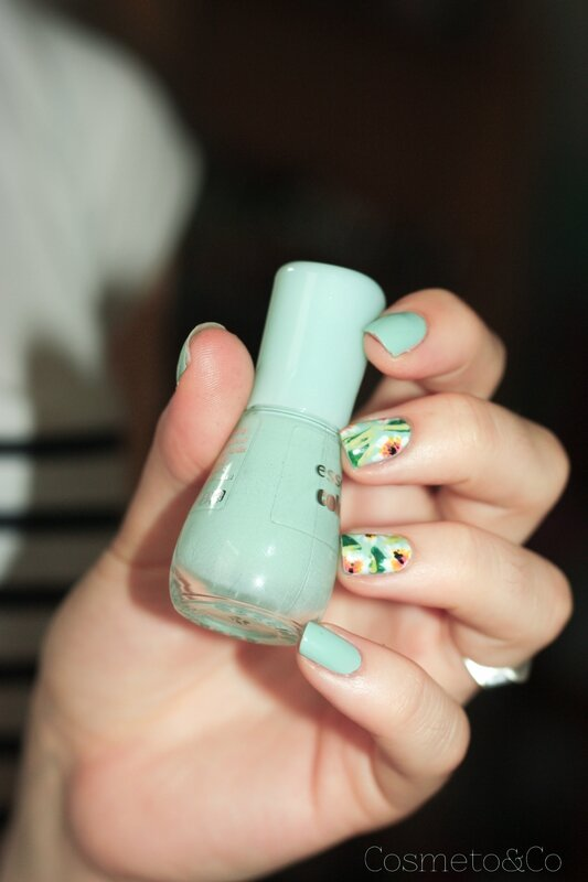 nail art tropical essence mint-6