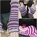 Cheshire mitts
