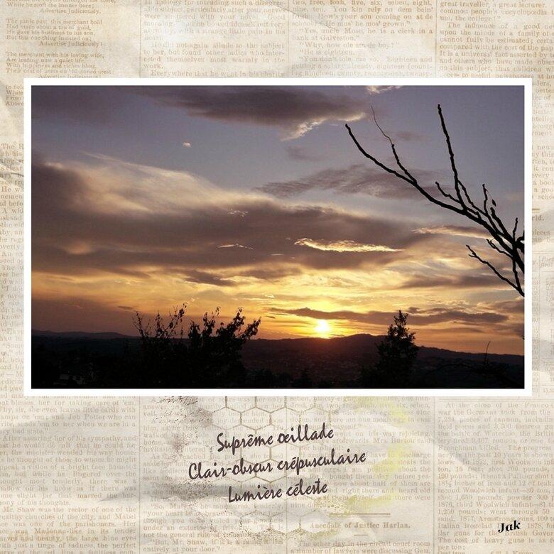 coucher soleil montjoint 19 10 2017