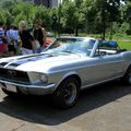Ford mustang convertible de 1967 (Retrorencard juin 2010) 01