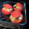 Tomates farcies aux fruits secs