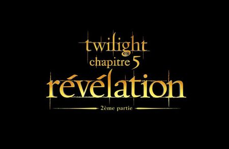 Breaking Dawn 2 - Approved Title Treatment - France