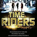 Time riders, tome 1, écrit par alex scarrow