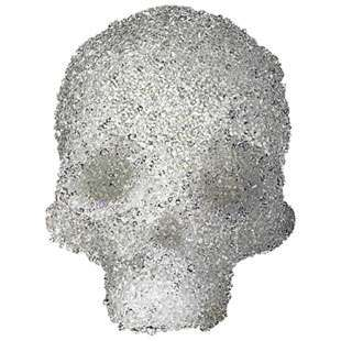 Dead or alive skulls by Fabien Baron for Swarovski