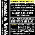 Programme novembre 2017