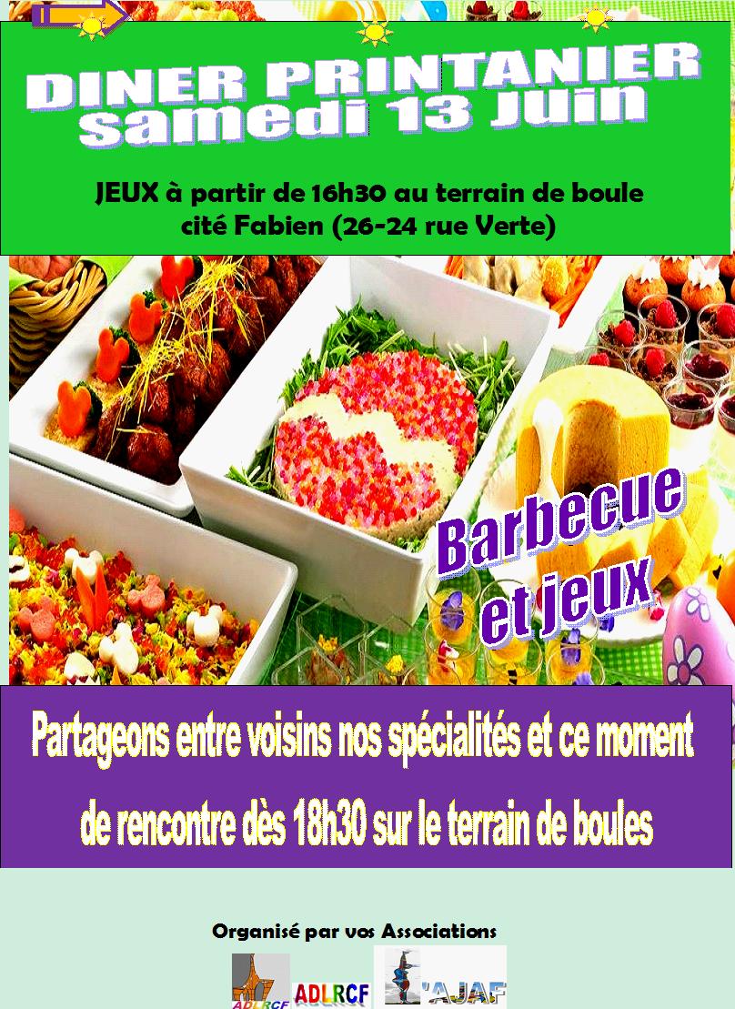 Samedi Festif à Fabien