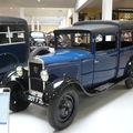 038 - visite au musée Peugeot de Sochaux le 27 août 2010