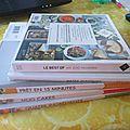 Nouveaux livres editions marabout