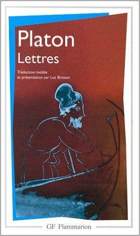 Platon - Lettres