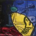 KSB©_le crâne à la lampe_2009