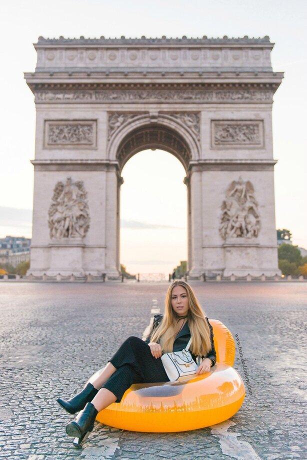 Guide pour un shooting femme en extérieur, à Paris et aux alentours