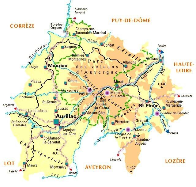 15 cantal dictionnaire des monuments aux morts - Office du tourisme d aurillac ...