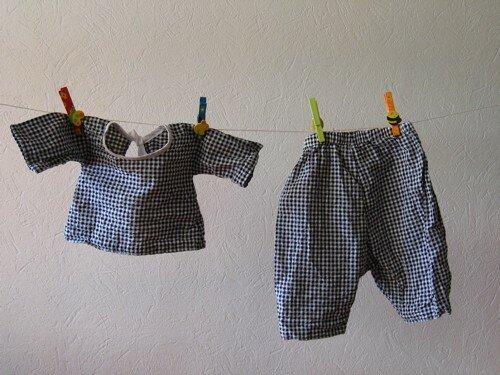 Gwenn - ensemble coton