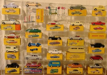 dinky toys cars 50