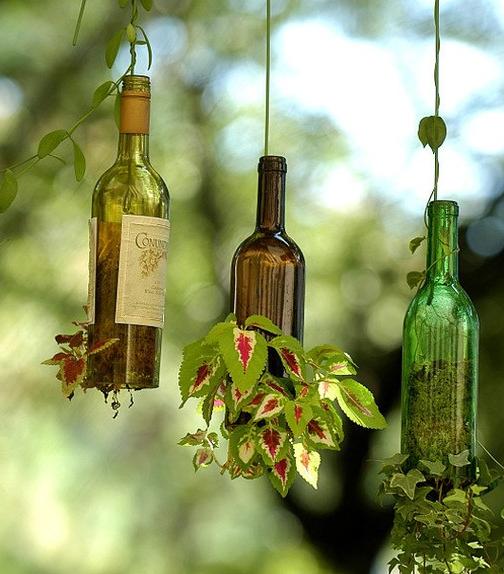 Petits jardins pour petits espaces regards et maisons for Pinterest bricolage jardin