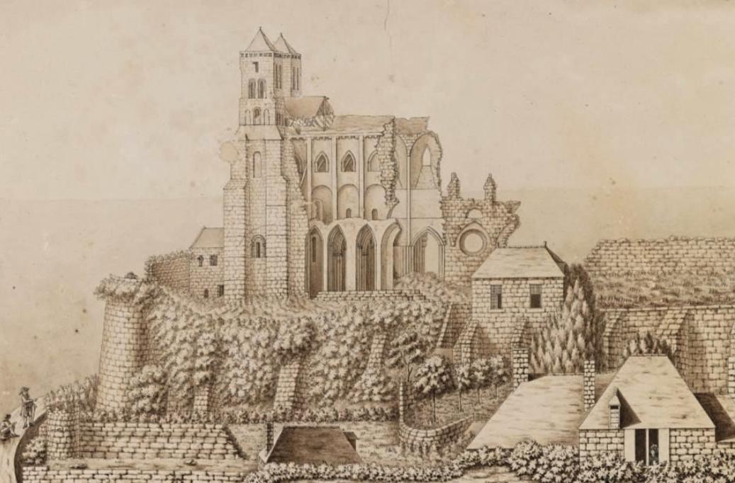 conférences sur l'ex cathédrale Saint-André d'Avranches samedi 6 janvier 2018