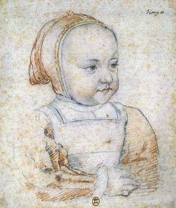 Henri III enfant, BnF