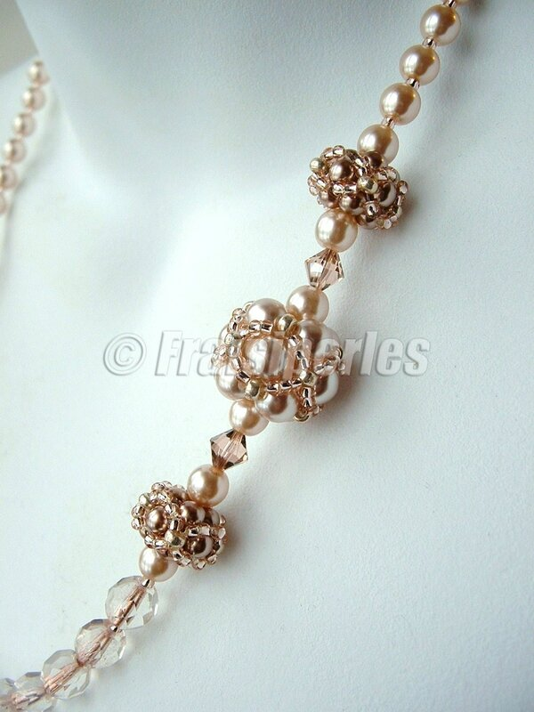 Collier Romantique Perles copy