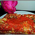 Lasagnes a la bolognaise super rapide