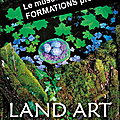Affiche land-art 2 Photoshop + Indesign