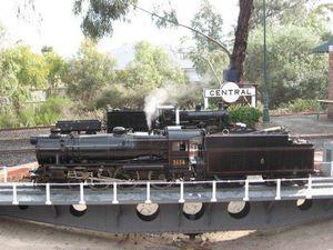 Ba 1215 Locomotives Barry Potter R-W