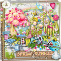 Spring bubbles de chriscrap