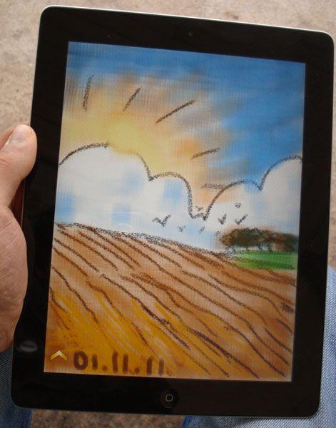 iPadraw