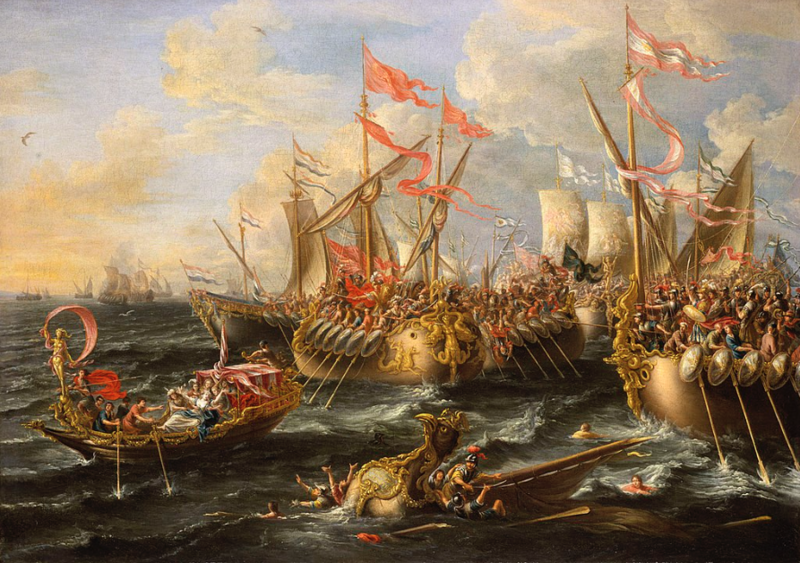 The_Battle_of_Actium__by_Laureys_a_Castro__1672___Oil_Paint_in_National_Maritime_Museum_of_Greenwich__London__Director_s_Office_