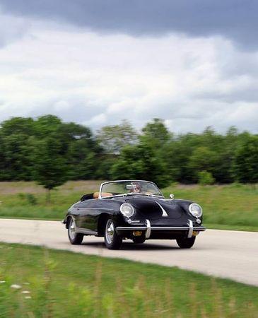 silver_Porsche_356a