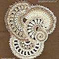 Crochet freeform - tuto 3