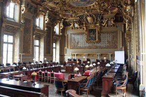 salle cour révision