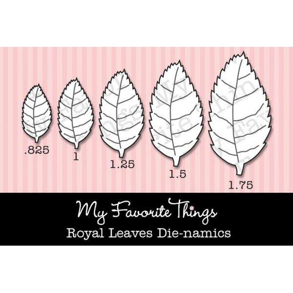 Die namics-RoyalLeaves
